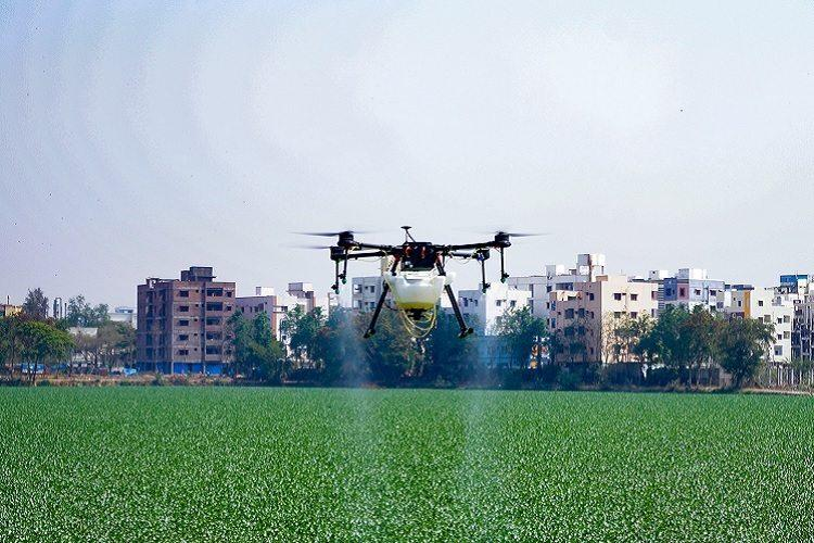 New Delhi: Drone Strikes To Kill Mosquitoes