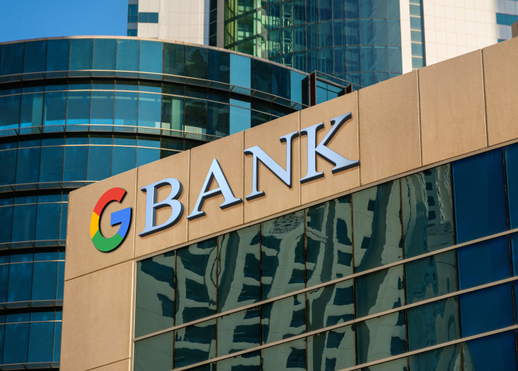 GOOGLE WILL INTRODUCE BANK ACCOUNTS NEXT YEAR