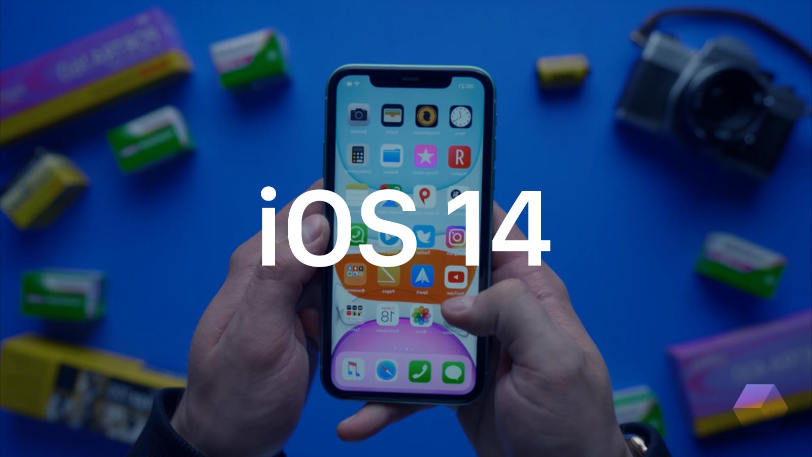 Apple's iOS 14 contains code that would let you sample apps before download