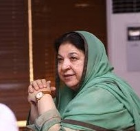 Biography of Dr Yasmin Rashid