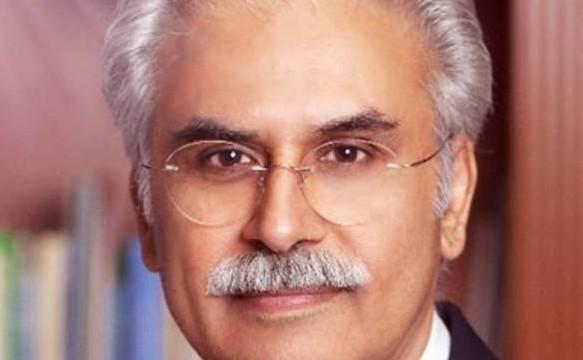 Biography of Dr Zafar Mirza
