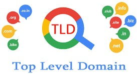 What does mean by unsupported TLD error while searching domain name ?